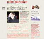 NoHo Hair Salon Blog by Casandra Armour