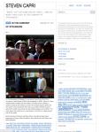 Steve Capri Web by Casandra Armour