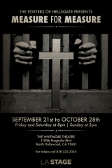Measure for Measure at The Whitmore Theatre inNoHo